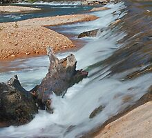 Norfork River by Victoria Mings