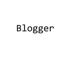 Blogger by RDPW