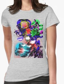Colors2 Womens Fitted T-Shirt