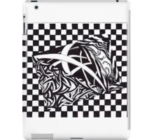 SKEWED PERCEPTION iPad Case/Skin