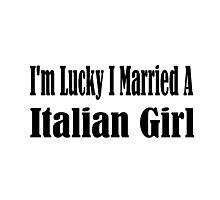 Italian Photographic Print