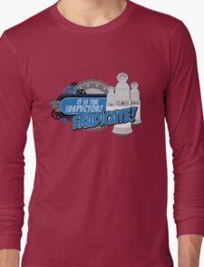 Blorgons - ERADICATE!!! Long Sleeve T-Shirt