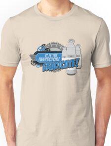 Blorgons - ERADICATE!!! Unisex T-Shirt