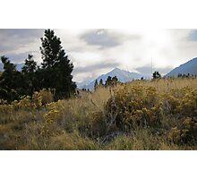 eagle cap landscape 2 Photographic Print