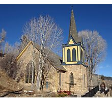 St. Paul's Episcopal Church  Photographic Print