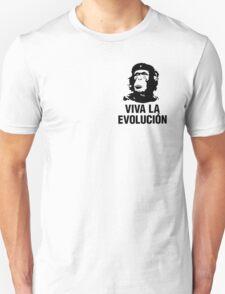 VIVA LA EVOLUCION Unisex T-Shirt