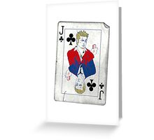 I Am Jack Greeting Card