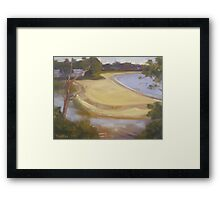 View to Bundeena  Framed Print