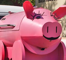 The Pink Pig by the57man