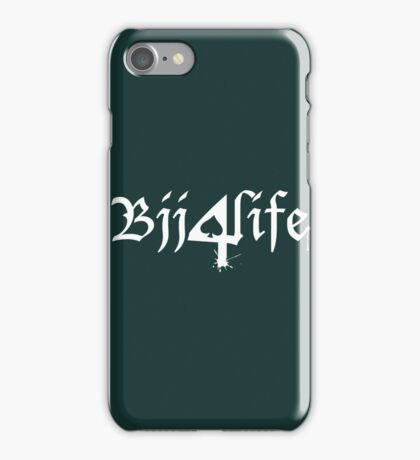 BJJ4LIFE iPhone Case/Skin