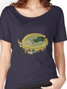 The Last Man on Earth - Margarita Pool Women's Relaxed Fit T-Shirt