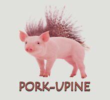 Pork-upine Unisex T-Shirt