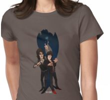 The Goth Detectives Womens Fitted T-Shirt