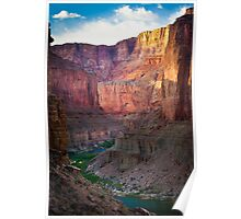 Marble Canyon Cliffs Poster