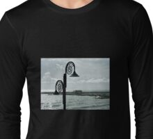 Harbour Overlook - Lyme Regis Long Sleeve T-Shirt