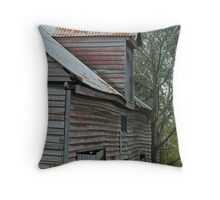 Barn, Ballan Victoria Throw Pillow