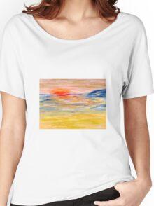 'Sea light' Women's Relaxed Fit T-Shirt