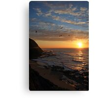 Dawn Hunt Canvas Print