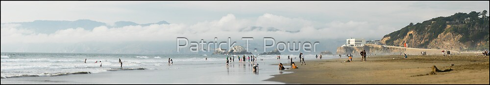 Ocean Beach, San Francisco by Patrick T. Power