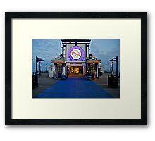 Penny Arcade Framed Print