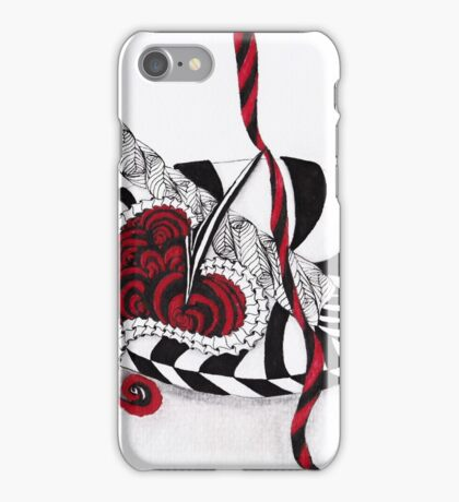 Painful Beauty iPhone Case/Skin