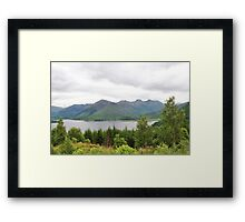 The Five Sisters Framed Print