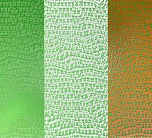 Irish Flag by sensameleon