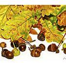 Autumn golden rust by marco10
