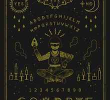 Ouija Board by LordofMasks