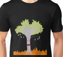 Vampire Fire Willow Tree (Designs4You) Unisex T-Shirt