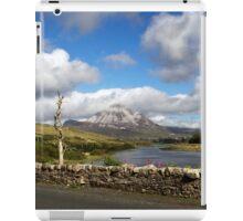 Mount Errigal iPad Case/Skin