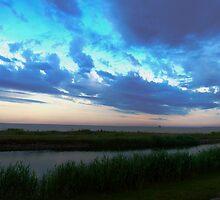 Sunset at Sõru by tutulele