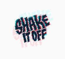 Shake it Off holographic lyric art Unisex T-Shirt