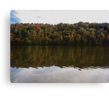 First Colors Canvas Print