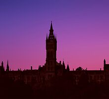 University Dawns by David Alexander Elder