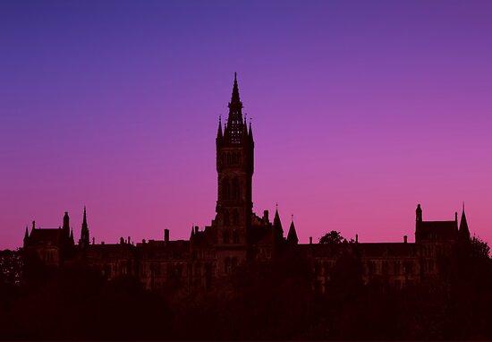 University Dawns by David Alexander Elder