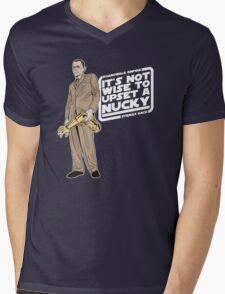 Boardwalk Empire Strikes Back Mens V-Neck T-Shirt