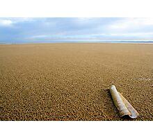 Big Beach Photographic Print