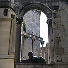 Diocletian palace  by machka
