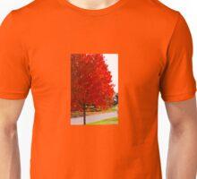 Reds of Autumn Unisex T-Shirt