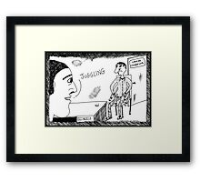 Career Counseling Framed Print