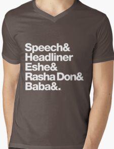 Homage to Speech & Headliner of Arrested Development Mens V-Neck T-Shirt