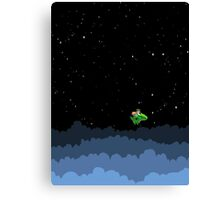 Cave Story Canvas Print