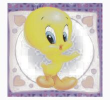Tweety sticker by t0nialar
