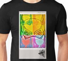 BatGal Polaroid Remake Unisex T-Shirt