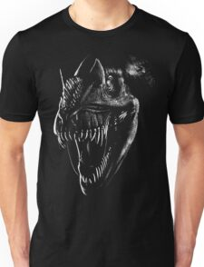 Suarian Nightmare (Ghost White) Unisex T-Shirt
