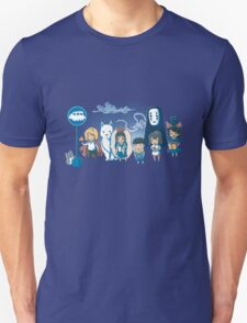 Studi Ghibli T-Shirt