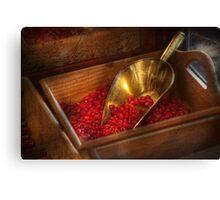 Food - Candy - Hot cinnamon candies  Canvas Print