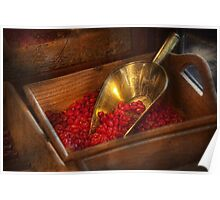 Food - Candy - Hot cinnamon candies  Poster