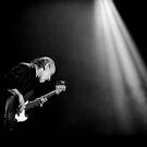 Bass Man - Norman Watt-Roy by geoff curtis